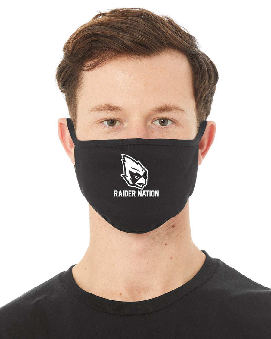 Raider Nation - Face Mask