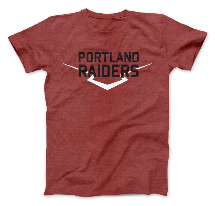 Portland Raiders Baseball Men's T-Shirt