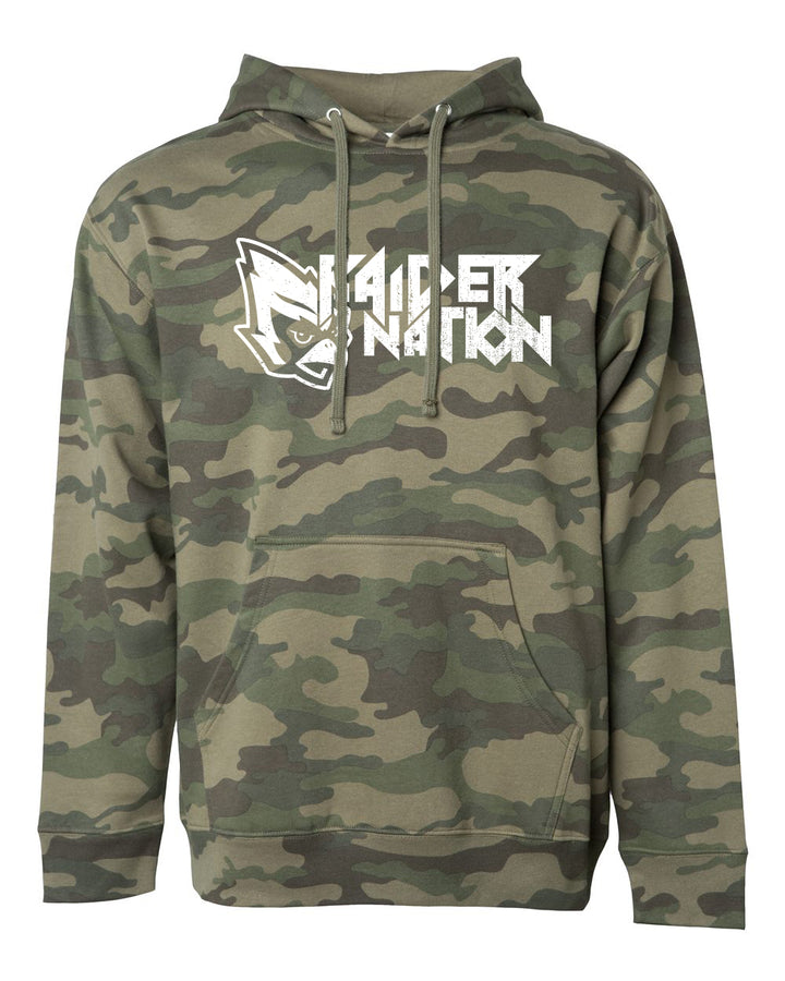 Fabricated Customs - Raider Nation Camo Hoodie