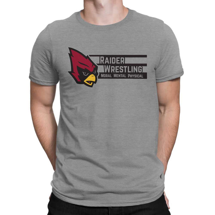 Raiders Wrestling - T-Shirt