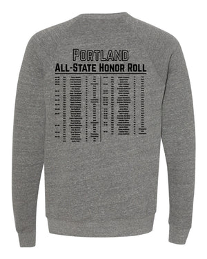 Raiders Wrestling - Crew Neck Sweatshirt