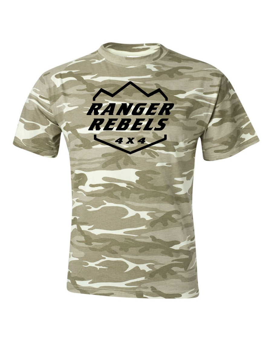 Ranger Rebels - Camo