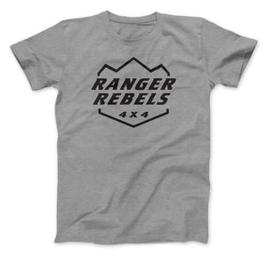 Ranger Rebels - Grey T-Shirt