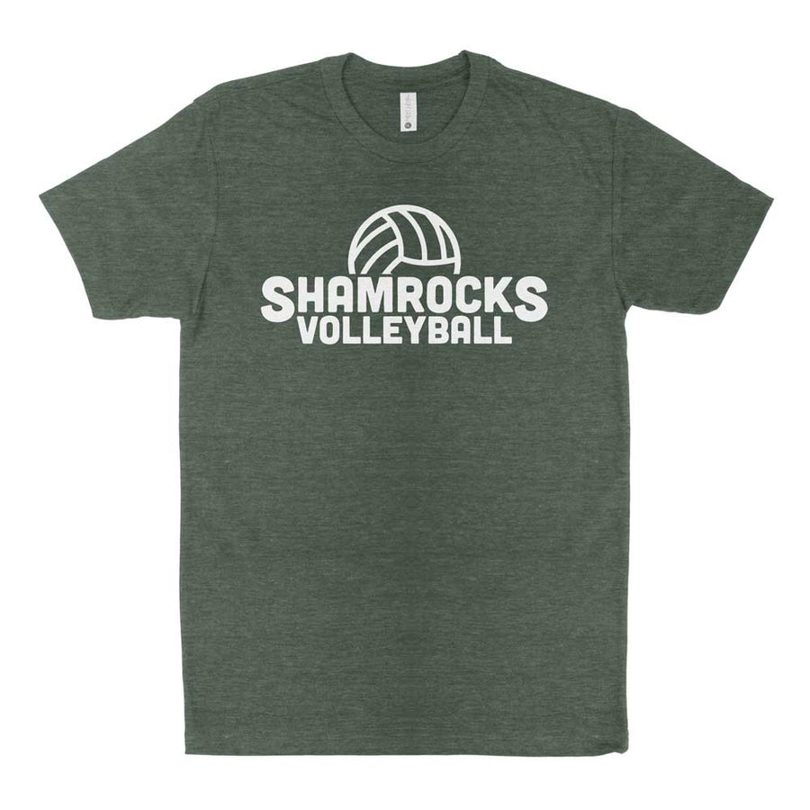 St. Patrick Volleyball Unisex T-Shirt