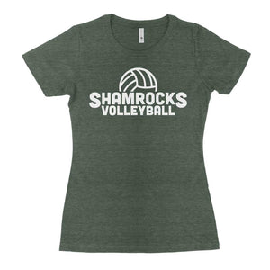 St. Patrick Volleyball Women's T-Shirt