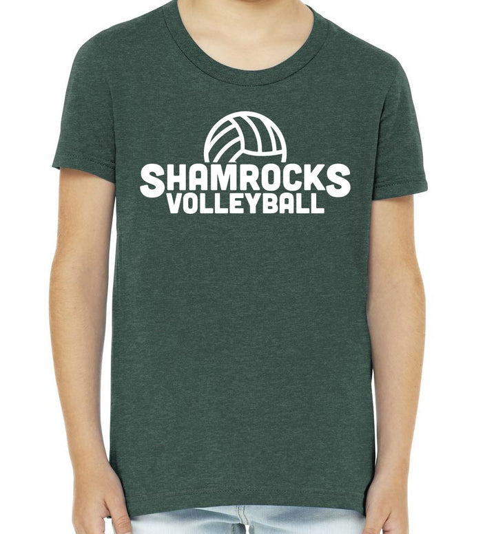 St. Patrick Volleyball Youth T-Shirt