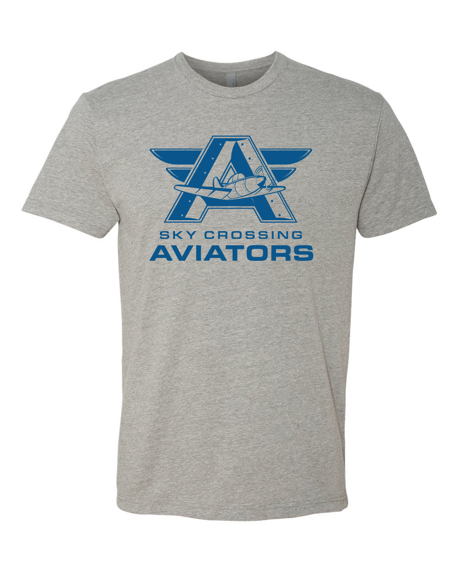 Official Sky Crossing Single Color - Unisex Adult T-Shirt