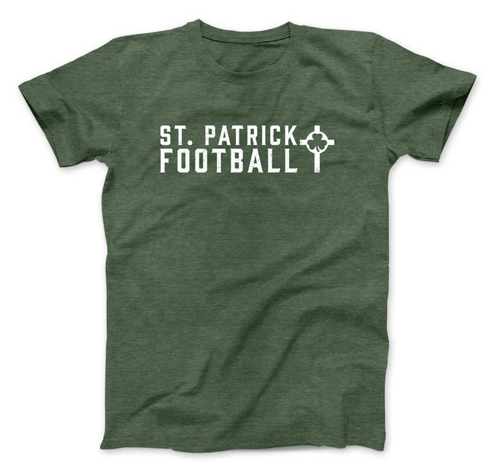 St. Patrick Football T-Shirt