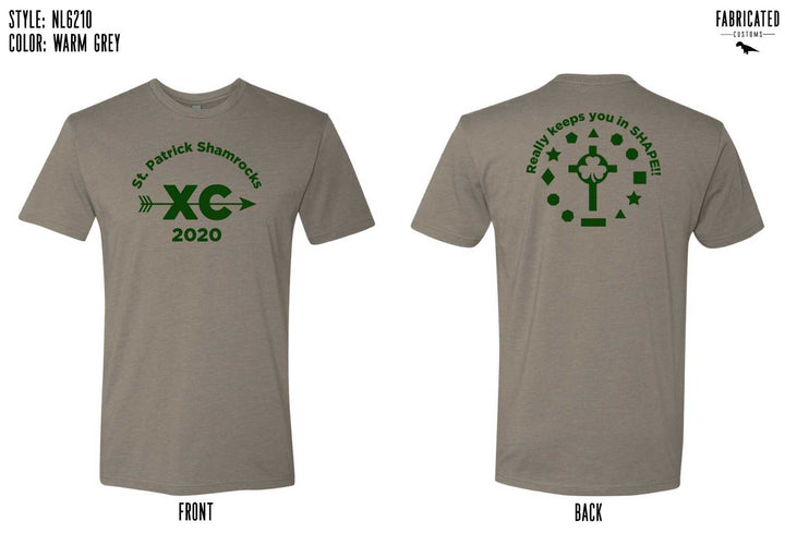 St. Patrick Cross Country TShirt