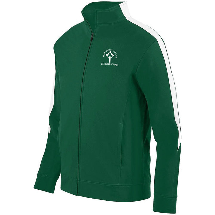 St. Patrick School Zip Jacket