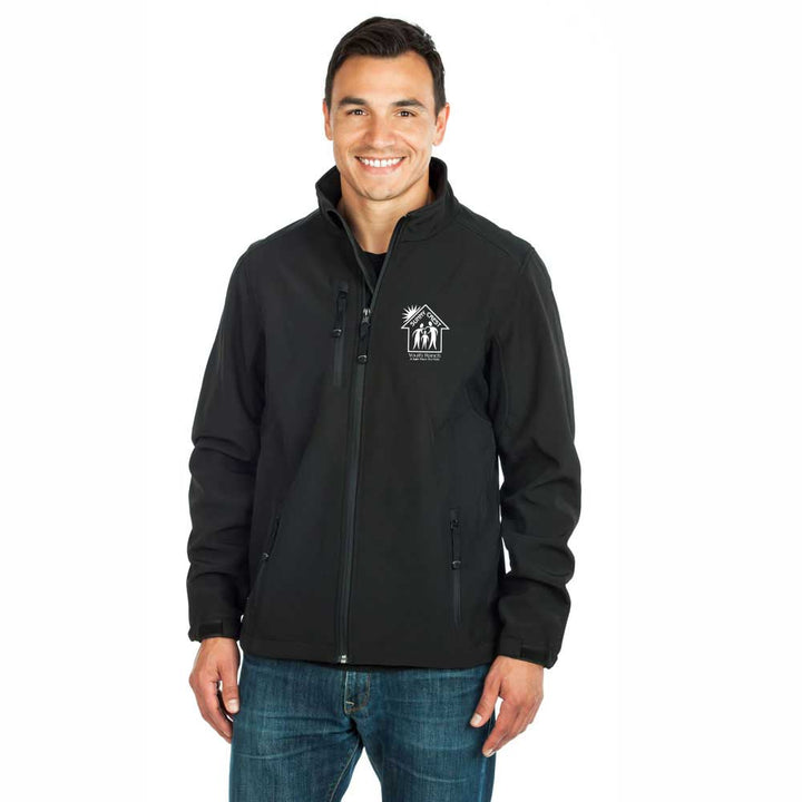 Sunny Crest Youth Ranch - Softshell Jacket