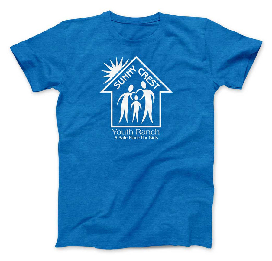 Sunny Crest Youth Ranch - Unisex T-Shirt