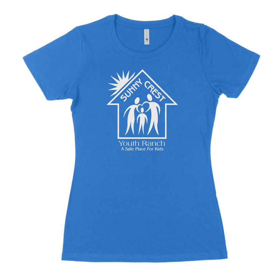 Sunny Crest Youth Ranch - Women's T-Shirt