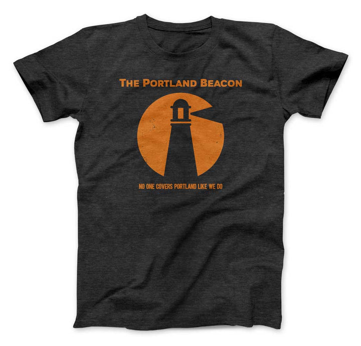 The Beacon Charcoal T-Shirt