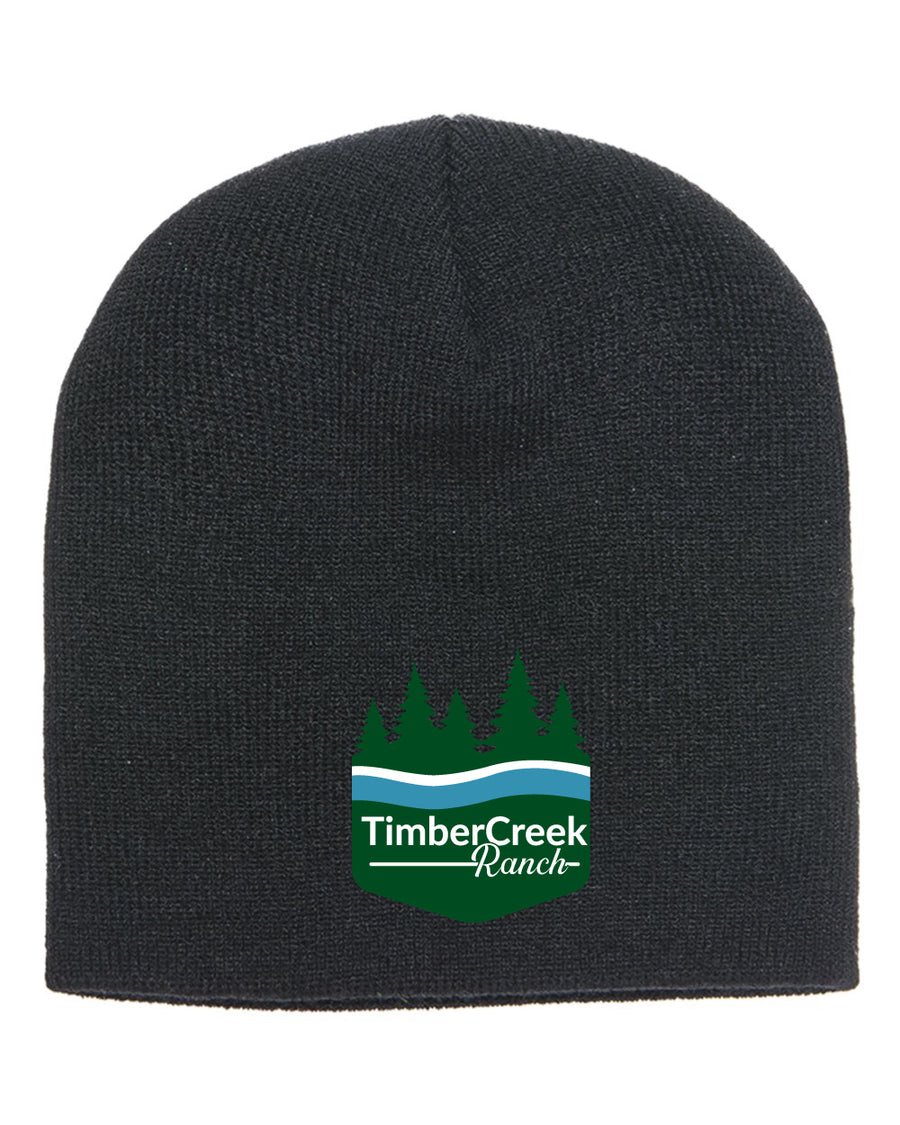 Timber Creek Ranch - Beanie w/Embroidered Logo