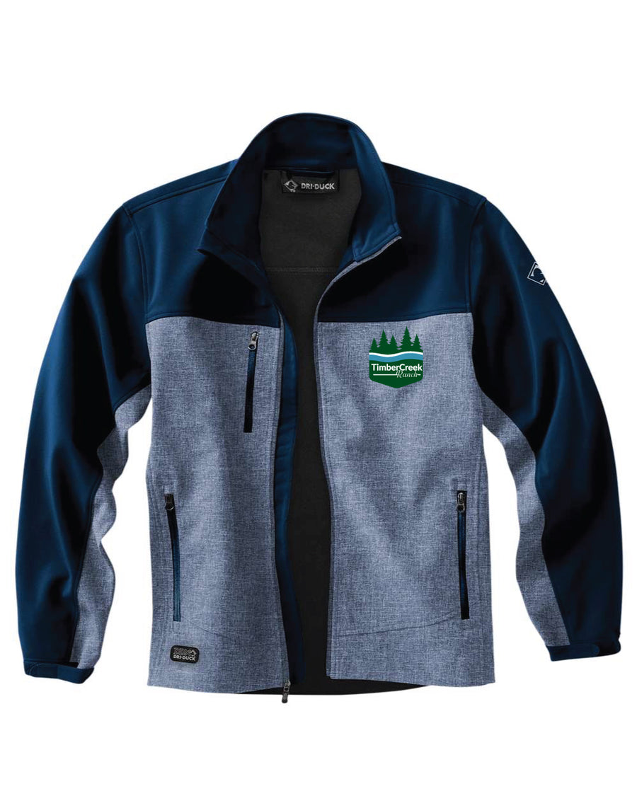 Timber Creek Ranch - Dri Duck Coat w/Embroidered Logo