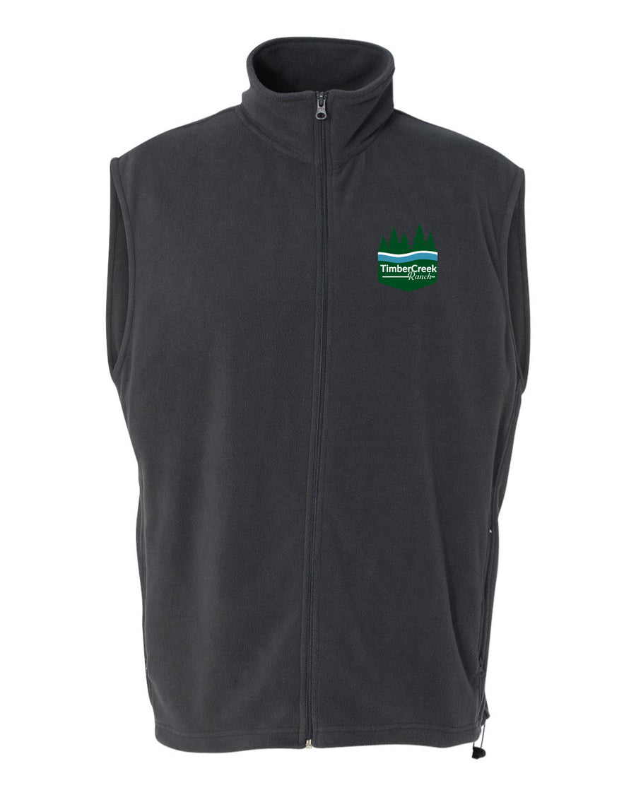 Timber Creek Ranch - Vest w/Embroidered Logo