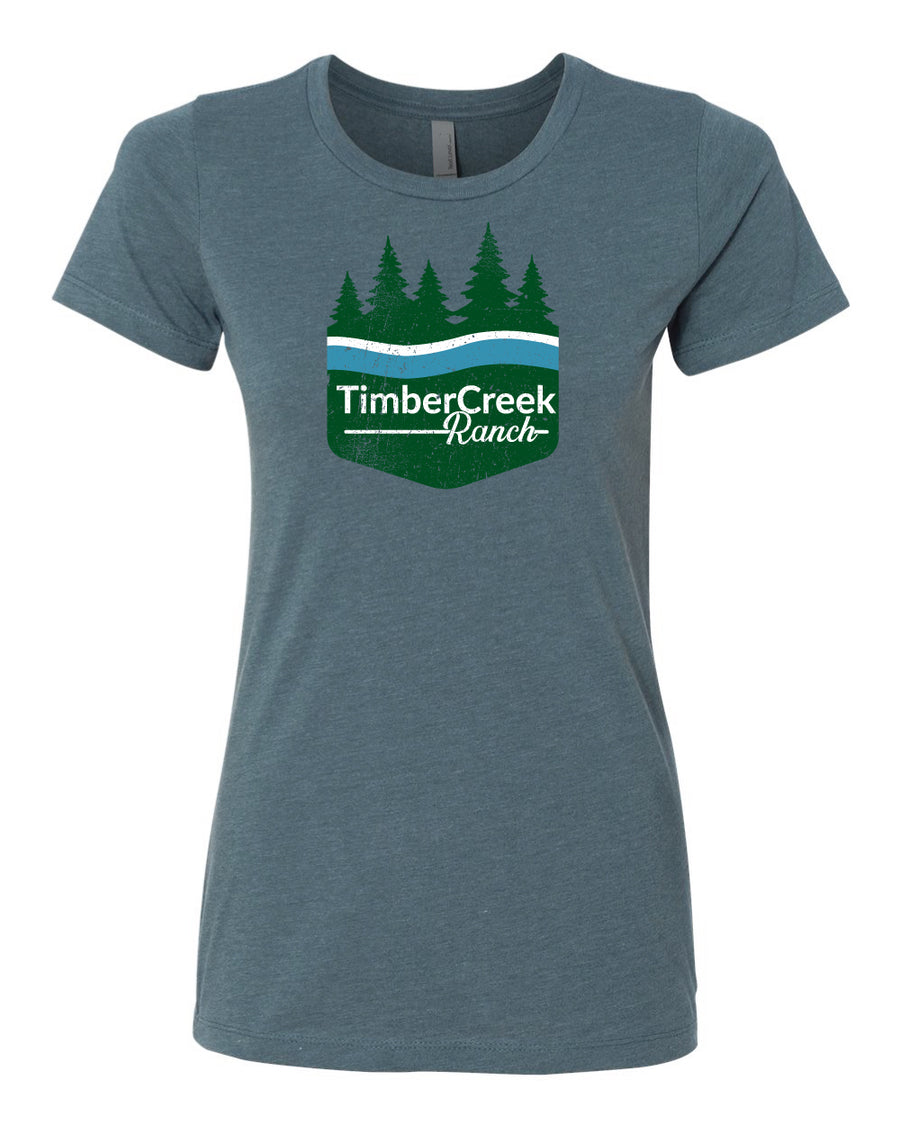 Timber Creek Ranch - Women's TShirt