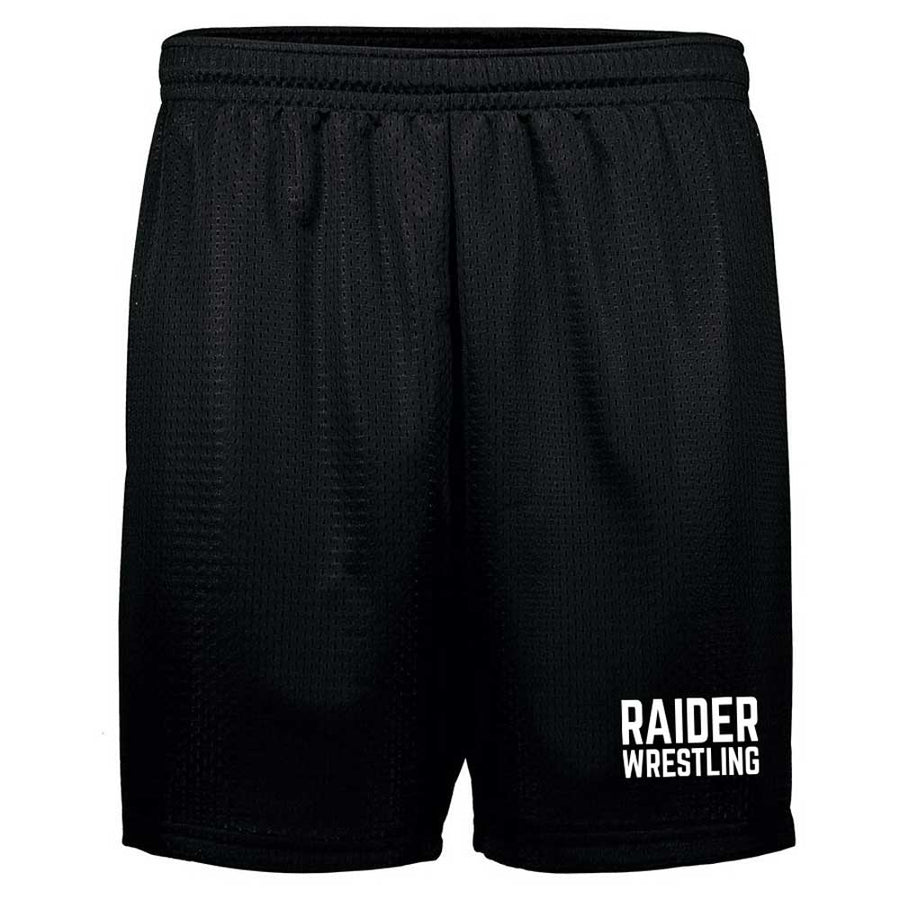 Raiders Wrestling - Mesh Shorts