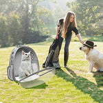 Cat Carrier Space Bubble Backpack - Boujeecat