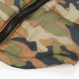 Sphynx Camo Puffy Coat - Boujeecat