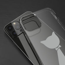 Load image into Gallery viewer, Boujee Cat iPhone Case