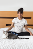 Cool Cat Mom Tee - Boujeecat