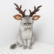 Load image into Gallery viewer, Pet Reindeer Antlers