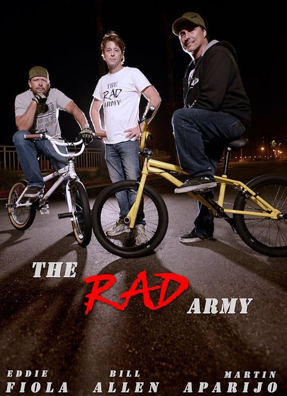 RAD ARMY POSTER