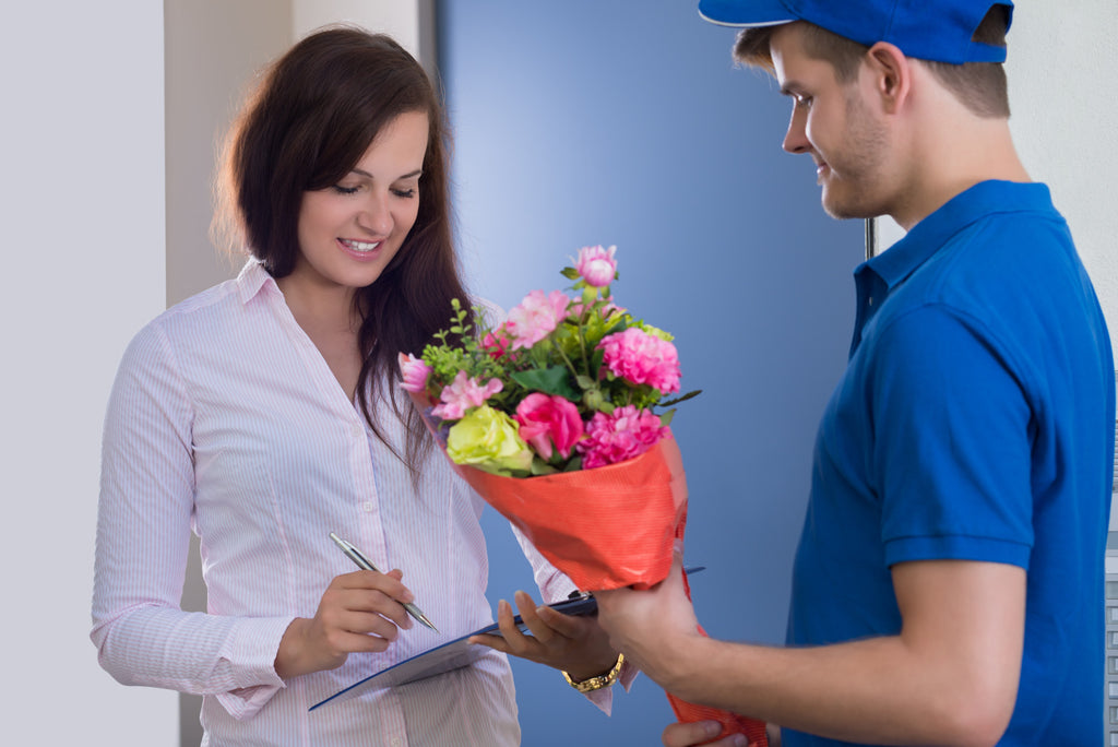 International flower delivery specialist.
