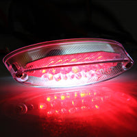 23 LEDs Motorcycle Taillight 12V Motorbike Bicycle Tail Light Rear Lamp