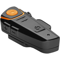 BT-S2 1000m Bluetooth Headset Motorcycle Intercom Auto Answer FM Radio Interphone with 300 Hours Long Standby