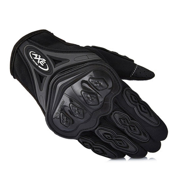 AXE ST-07 Motorcycle Cross-Country Racing Bicycle Riding Protective Gloves Touch Screen Gloves