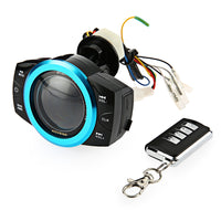 AOVEISE MT481 Fashionable Motorcycle Audio Player Music Alarm Sound MP3 Remoter
