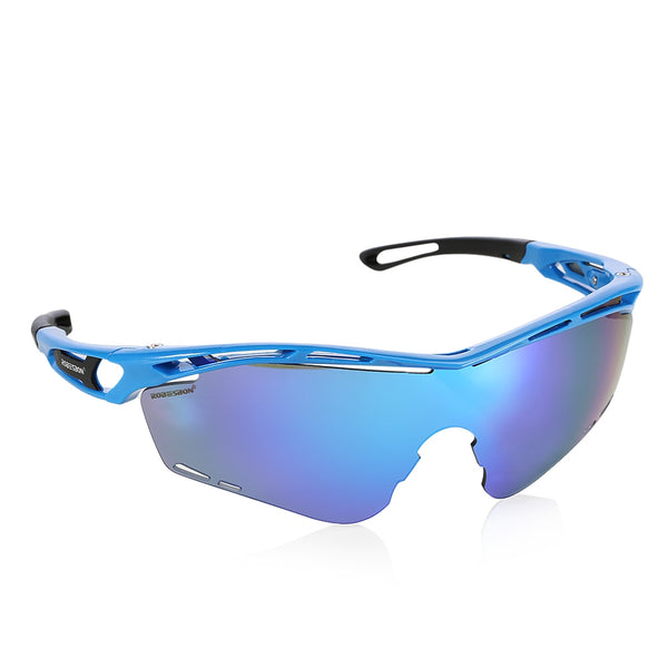ROBESBON TR90 Polarized Sport Goggles