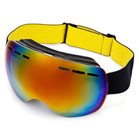 BF015 Motorcycle Goggles for Skiing Climbing Double Lenses