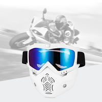 BOLLFO MT - 01 Motorcycle Mask Goggles for Motocross Skiing