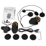 T - MAX Motorcycle Helmet Intercom Headset 2 Interphones
