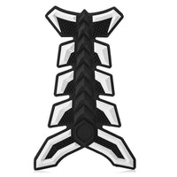 SI - MT0511001 Motorcycle Sticker 3D Fishbone Shape