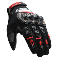 WUPP CS - 639A Full Finger Motorcycle Gloves for Riding