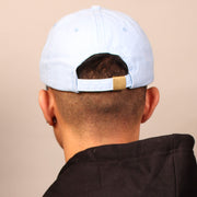 Saranghae - Dad Cap- Blue/ White