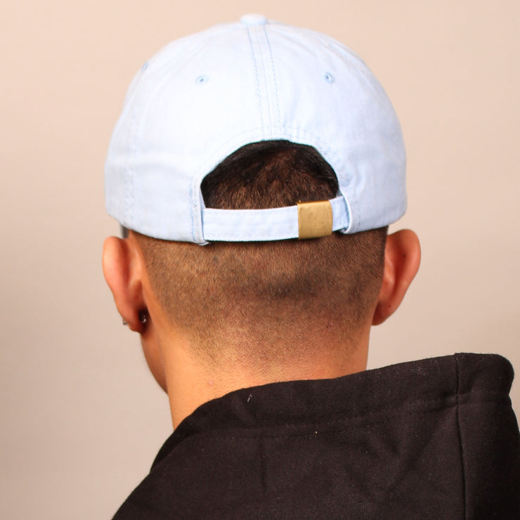 Saranghae Dad Cap - Blue