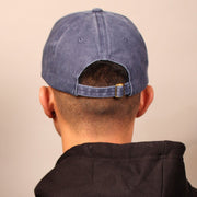 Annyeong Dad Cap - Navy