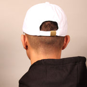 Koi Fish (Sanke) - Dad Cap - White