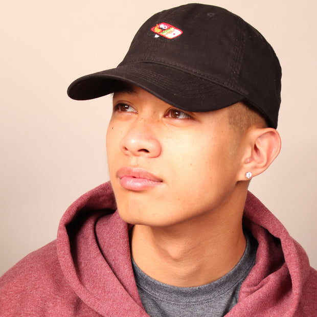 Bento Dad Cap - Black