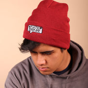 I'm with Baka Beanie - Red