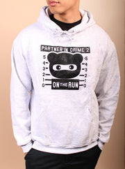 Partners In Crime Unisex Hoodie Pair