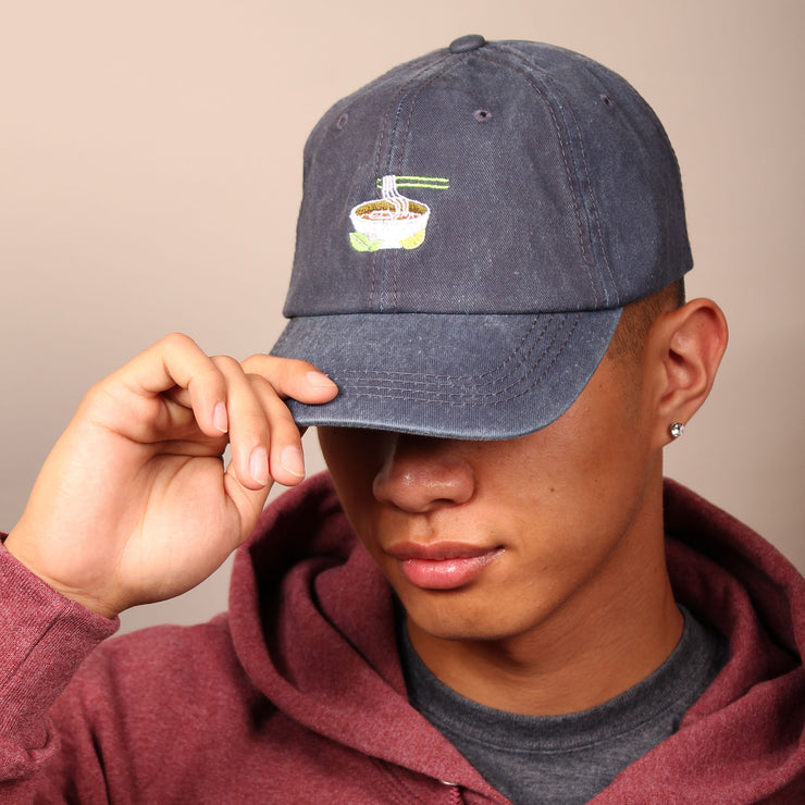 Pho Dad Cap - Navy