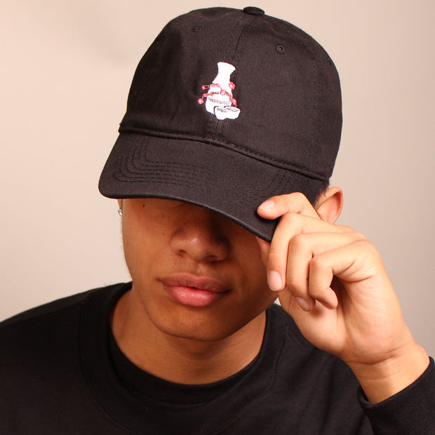 Sake Dad Cap - Black