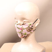 Sweet Sloth Pattern Face Mask